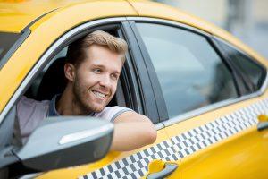 タクシードライバー_