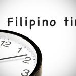 フィリピンタイム