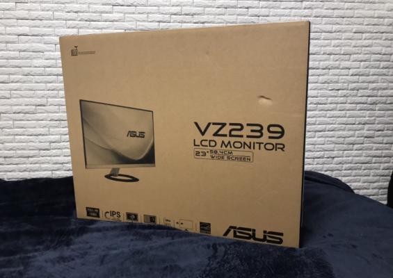 ASUS『VZ239HR』1